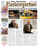 The Mountain Enterprise January 26, 2018 Edition