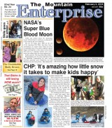 The Mountain Enterprise February 2, 2018 Edition