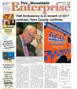 The Mountain Enterprise February 9, 2018 Edition