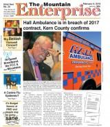 The Mountain Enterprise February 9, 2018 Edition