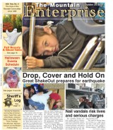 The Mountain Enterprise October 25, 2013 Edition