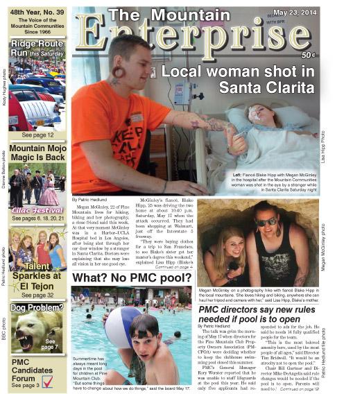 The Mountain Enterprise May 23, 2014 Edition