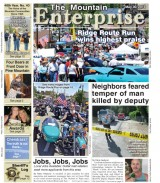 The Mountain Enterprise May 30, 2014 Edition