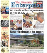 The Mountain Enterprise July 11, 2014 Edition