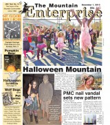 The Mountain Enterprise November 1, 2013 Edition