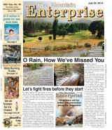 The Mountain Enterprise July 25, 2014 Edition