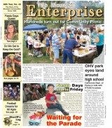 The Mountain Enterprise August 1, 2014 Edition