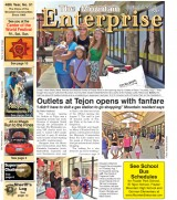 The Mountain Enterprise August 15, 2014 Edition