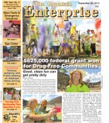The Mountain Enterprise September 26, 2014 Edition