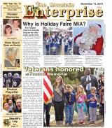 The Mountain Enterprise November 14, 2014 Edition
