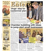 The Mountain Enterprise November 28, 2014 Edition