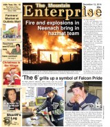 The Mountain Enterprise December 12, 2014 Edition