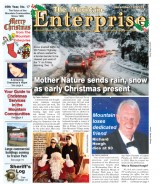 The Mountain Enterprise December 19, 2014 Edition