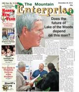 The Mountain Enterprise December 26, 2014 Edition