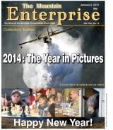 The Mountain Enterprise January 2, 2015 Edition