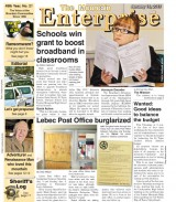 The Mountain Enterprise January 16, 2015 Edition