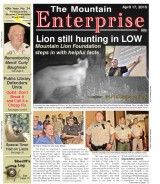 The Mountain Enterprise April 17, 2015 Edition
