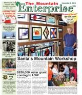 The Mountain Enterprise December 6, 2013 Edition