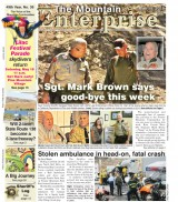 The Mountain Enterprise May 15, 2015 Edition