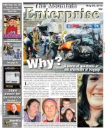 The Mountain Enterprise May 22, 2015 Edition