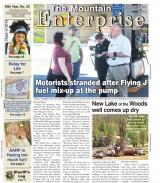 The Mountain Enterprise June 12, 2015 Edition