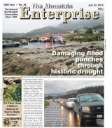 The Mountain Enterprise July 24, 2015 Edition