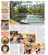 The Mountain Enterprise September 11, 2015 Edition
