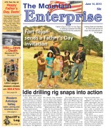 The Mountain Enterprise June 14, 2013 Edition