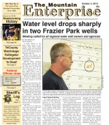 The Mountain Enterprise October 4, 2013 Edition