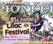 Have you signed up to be in the Lilac Festival Parade yet?