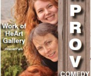Improv Comedy is Friday, May 17