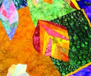 Catch the Pine Mountain Scrappers Quilt Guild Show