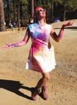 Equinox Celebration: Color bombs, drums, art and politics