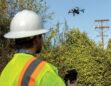 Drone patrols scout SCE power lines