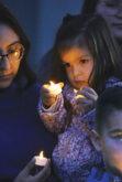 Vigil for Deputy Gonzales draws 100 different stories