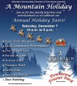 Are you ready for the Holiday Faire?