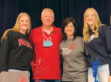 FMHS volleyball stars sign to play for two major universities