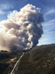 Welcome to 'The New Normal' — Thomas fire heads into Sespe Wilderness