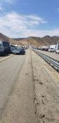 UPDATE: Deputy Involved Shooting Near Templin Highway Stops Interstate-5 Traffic, Southbound I-5 traffic