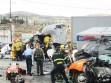 Stolen ambulance in head-on, fatal crash