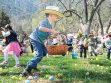 Cowboys, Princesses, and Easter Eggs at the Park
