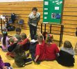 An Earth Day festival at FMHS engaged students of all ages