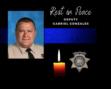 Friday, Oct. 15 Memorial Set for Deputy Gabriel 'Gabe' Gonzales