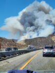 Interstate 5 Lanes Are Open — Emigrant fire 75% contained