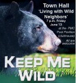 Town Hall: Living with Wild Neighbors