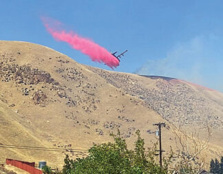 [photo by Kevin McDonnell of Lebec]