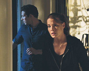 The TV movie A Mother Knows Worst will premiere on Lifetime channel this Saturday, March 28, at 8 p.m. It airs again Sunday, March 29, at 6 p.m.  [photo by Eric Anderson and Blue Sky Films]