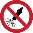 Fireworks are illegal on the Mountain