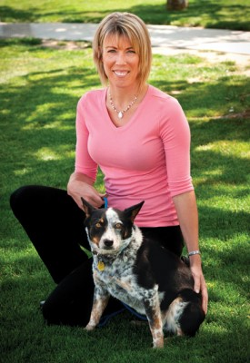 Shyanne Schull is the new Kern County Animal Services Director. [Kern County photo]