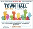 Mountain Communities Health Care Town Hall